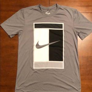 Nike Athletic Cut Tennis Dri-Fit T-Shirt